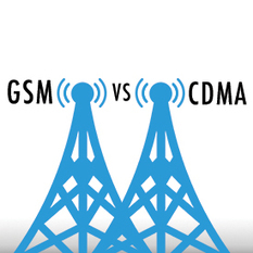 CDMA vs. GSM: What's the Difference? | Rids | Scoop.it