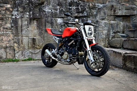 Ducati 749 by Shed-X | Ductalk Ducati News | Scoop.it