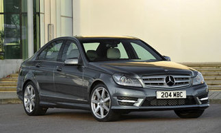 Mercedes-Benz C-Class saloon | Patents | Scoop.it