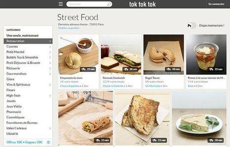 5 concepts web et cuisine qui raviront les gourmands ! | Tout le web | Scoop.it