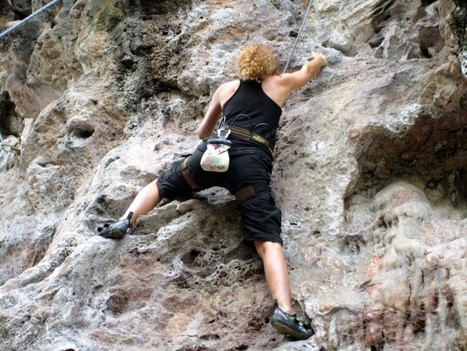 Rock Climbing | Expedition in Nepal | Scoop.it