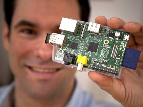 Life with Pi: The Raspberry Pi costs just £32 but can do just about anything - if you put the hours in | STEM Connections | Scoop.it