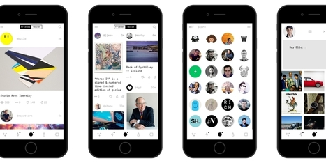 Ello is about to relaunch with a beautiful new app | Social media news | Scoop.it