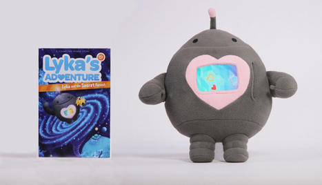 EdTech Company Connected Sparks Launches Indiegogo Campaign To Fund Lyka's Journey | TechCrunch | Laurinda's curated Kids Interactive Articles | Scoop.it