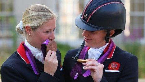 Leurs cavaliers en or, les médias britanniques découvrent le dressage - bbc.co.uk | Cheval et sport | Scoop.it