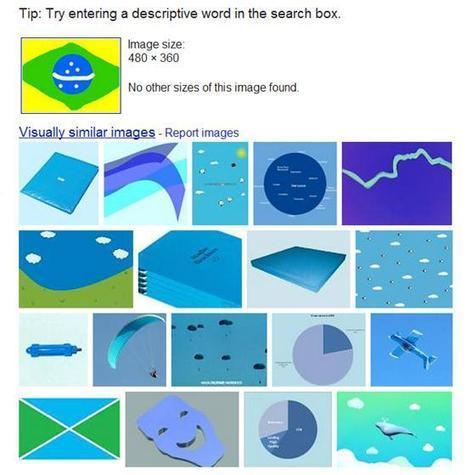 Recherche image similaire à partir d'un dessin | Les Outils - Inspiration | Scoop.it