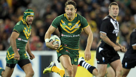 Australia v New Zealand preview - NRL.COM | The All Blacks | Scoop.it