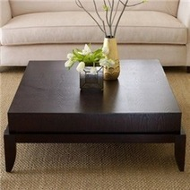 Large Square Coffee Table | Home & Kitchen | Scoop.it