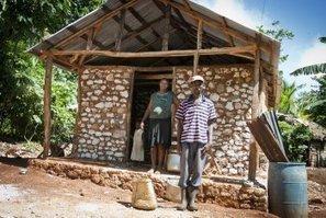 Haïti : « Un toit, un avenir » près de Jacmel – SECOURS CATHOLIQUE – Caritas France | Nadinement vôtre ! | Scoop.it