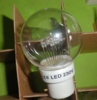 E14 LED Night light bulb suppliers - 12V solar LED Bulb offered by China manufacturer | click website | Scoop.it