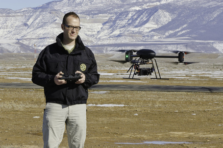 Who is allowed to fly a drone? That depends | Rise of the Drones | Scoop.it