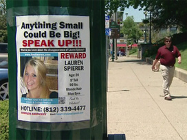 Police: Lauren Spierer case still a priority | Lauren Spierer | Scoop.it
