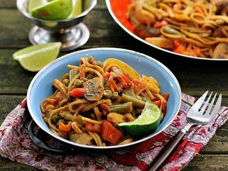 #HEALTHYRECIPE - Spicy Noodles | Wellness, Health, Fitness & Obesity | Scoop.it