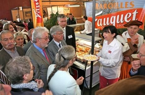 Avec 4 132  tonnes commercialisées, le Maroilles reste une valeur sûre   The Voice of Cheese   Scoop.it