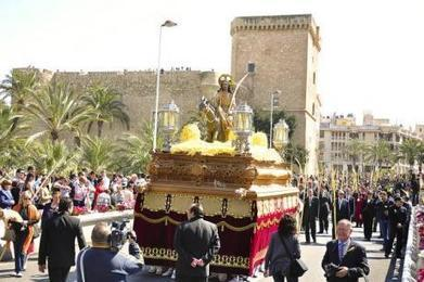 Palm Sunday Procession in Elche - Comunitat Valenciana | Spain Exposed | Scoop.it