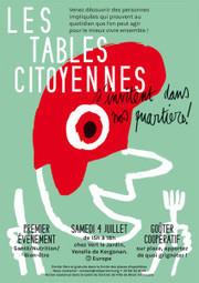 Tables Citoyennes, Samedi 4 juillet à Brest - Bretagne Créative | Coopération, libre et innovation sociale ouverte | Scoop.it