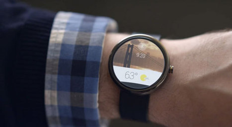 Google announces Android Wear, a Nexus-like platform for wearables | Innovation | Scoop.it