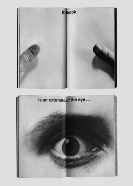 Book of the Week: Marshall McLuhan's The Medium is the Massage   Books On Books   Scoop.it
