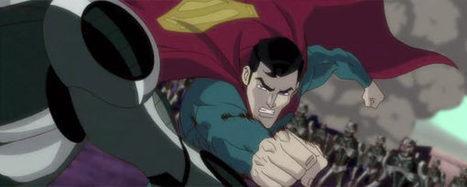 Déguisement Superman : de nouvelles aventures en dessin animé pour 2013 !   Idee-de-fete.com   deguisement et costume   Scoop.it