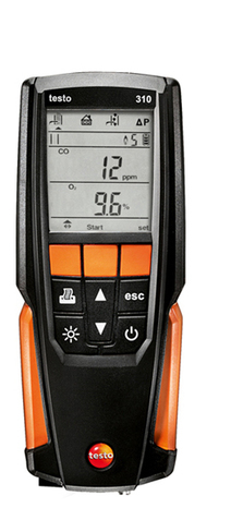 Testo 310 - Product properties in detail | Flue Gas Analyzer | Scoop.it