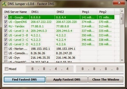 Increase Internet Speed by Choosing Fastest DNS Servers - Using DNS Jumper | BOOST! Your Blog | Scoop.it