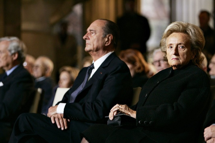Quai Branly-Jacques Chirac : Bernadette Chirac remercie François Hollande | Le Figaro | À la une | Scoop.it