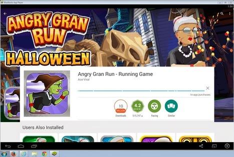 Angry Gran Run for PC on Windows 7/8/8.1/10 - Nobitas World | Nobitas World | Scoop.it
