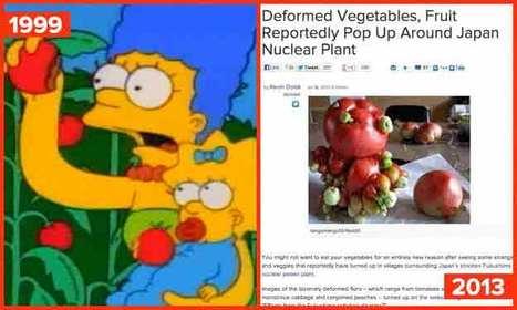 Les Simpson prédisent l'avenir ? | The simpsons | Scoop.it