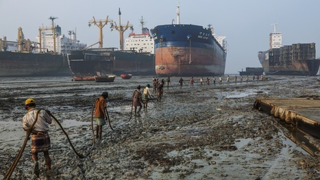 Where Ships Go to Die, Workers Risk Everything   Working Conditions   Scoop.it