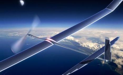 Google : Des satellites en orbite pour étendre l'accès mondial à internet | The Blog's Revue by OlivierSC | Scoop.it