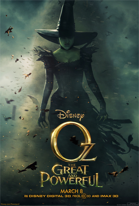 Oz the Great and Powerful | Christopher Lock Mini-Film Reviews | Scoop.it