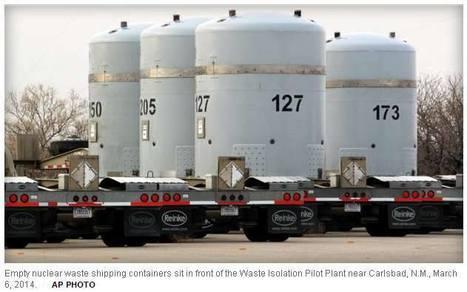 WIPP fuite dans le site d'enfouissement au Nouveau-Mexique | # Uzac chien  indigné | Scoop.it