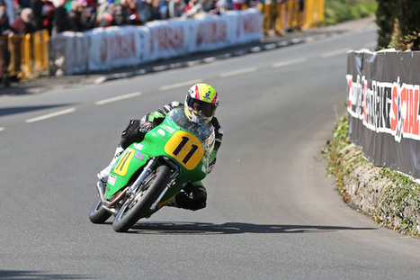 Star-studded line up for Bennetts 500cc Classic TT   Racing news from around the web   Scoop.it
