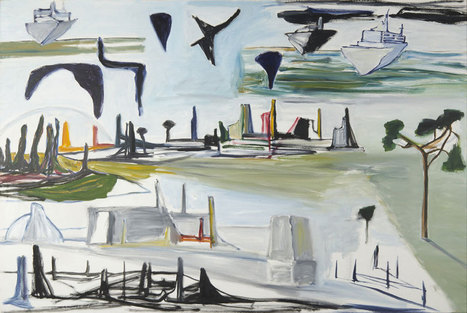 Major retrospective of Ken Whisson's work opens at the Museum of Contemporary Art Australia | Kiosque du monde : Océanie | Scoop.it
