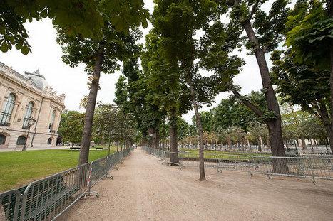 Le jardin des Champs-Elysées | Histoire(s) de Paris | Chroniques d'antan et d'ailleurs | Scoop.it
