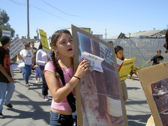 East Palo Alto youth grow leadership roots - San Francisco Bay View | Social Art Practices | Scoop.it