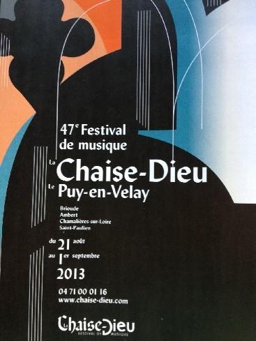 Le Festival de La Chaise-Dieu : un grand classique en Haute-Loire | A visiter | Scoop.it