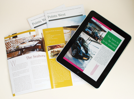 InDesign Tutorial | Take a design from print to iPad | Creare Riviste Digitali Per iPad: Ultime Novità | Scoop.it