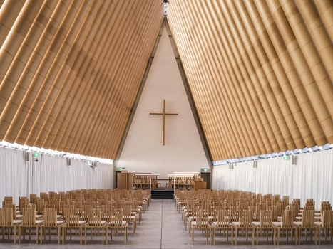 In The Face Of Disaster, Pritzker Winner Shigeru Ban Designs Solutions | Design | Scoop.it