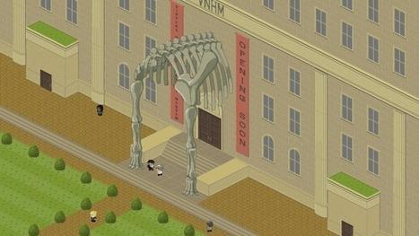 Virtual museum to bring evolutionary education out of the Stone Age – UKEdChat.com   ARTE, ARTISTAS E INNOVACIÓN TECNOLÓGICA   Scoop.it