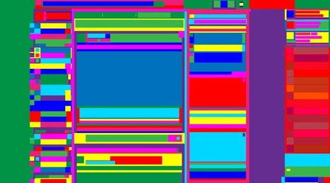Can You Guess the Websites Behind These Abstract Images?   WIRED   Nieuws, trends en weetjes   Scoop.it