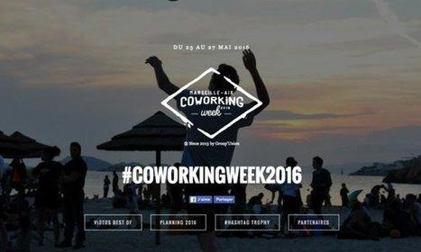 Coworking Week 2016 à Marseille | Zevillage | Le télétravail | Scoop.it