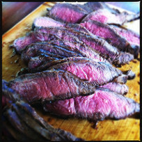 Bourbon Flank Steak | Everything about cooking and recipes | Scoop.it