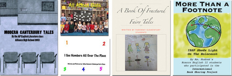 Using Book Creator to support autistic students - Book Creator for iPad app | Blog | Technology - Autism | Scoop.it