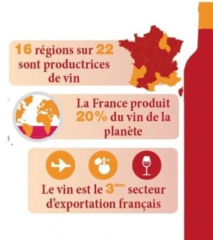 L'industrie du vin fait travailler 800000 personnes en France | Le Vin et + encore | Scoop.it