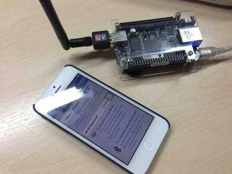 BeagleBone Black with WiFi | Raspberry Pi | Scoop.it