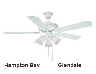 Hampton Bay Ceiling Fans - An Excellent Manufacturer | Air Circulation and Ceiling Fans | Scoop.it