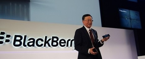BlackBerry outsources smartphone business | Mobile Technology | Scoop.it