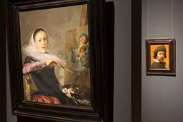 Old Master Selfies From the Peak of Dutch Painting - International New York Times | HCA Illustration | Scoop.it