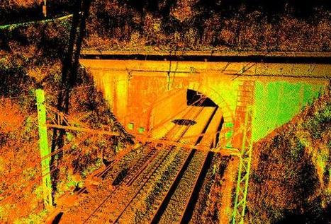 Des données 3D pour visualiser les infrastructures ferroviaires | Open Data France | Scoop.it